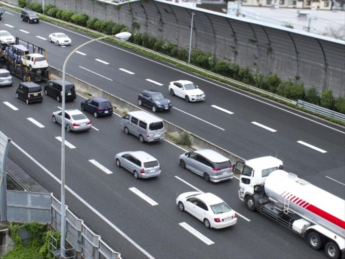東名と新東名の渋滞について