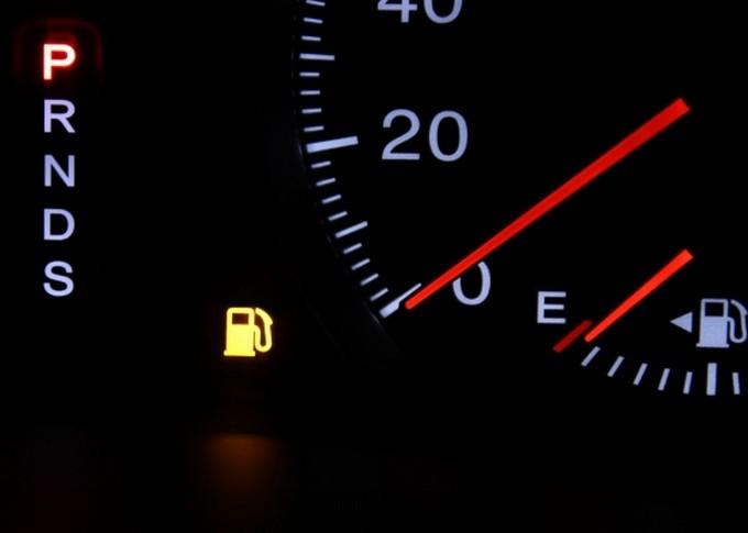 ガソリンランプついてから何キロ走れる?