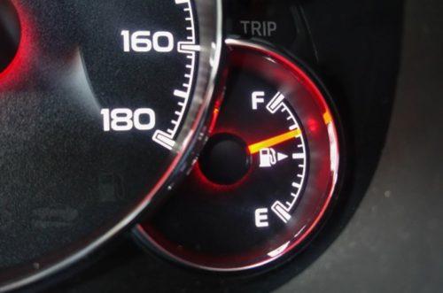 ガソリンランプが点灯してから走れる距離