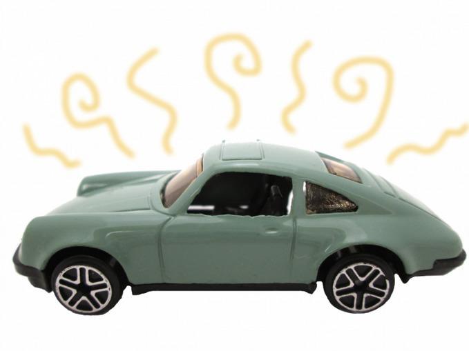 車内に臭いや除湿法
