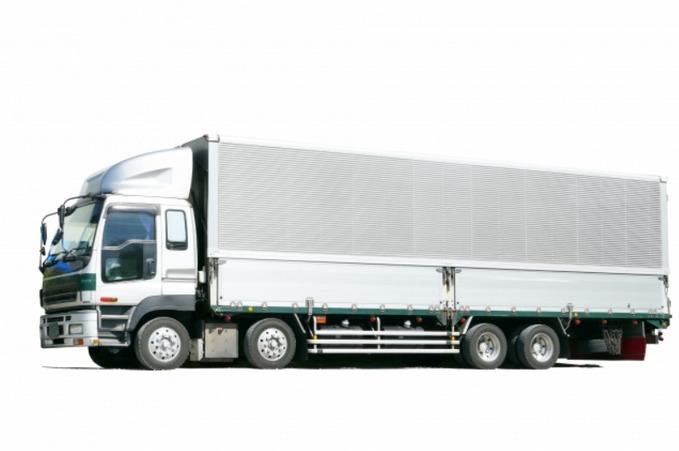 大型トラックの荷待ち時間