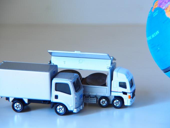 高卒トラック運転手給料が少ない