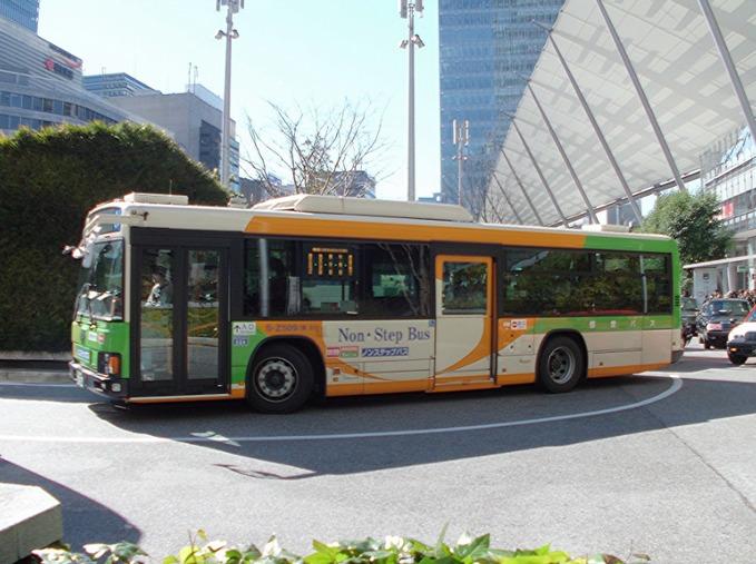 バス運転手きつい