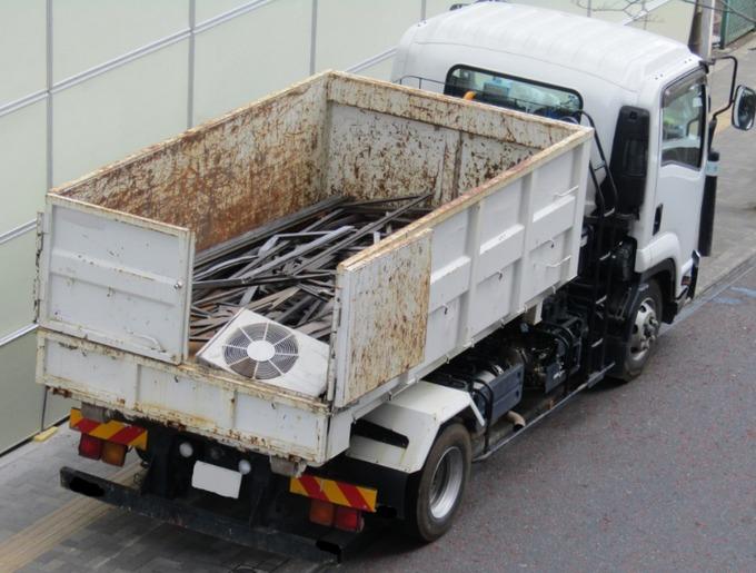 産業廃棄物運転手きつい